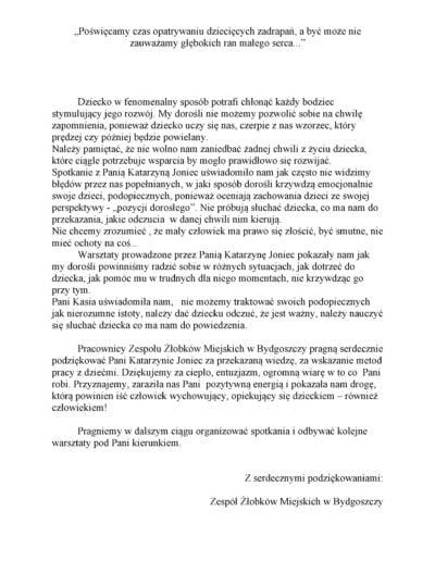 Zespół Szkół Miejskich wBydgoszczy